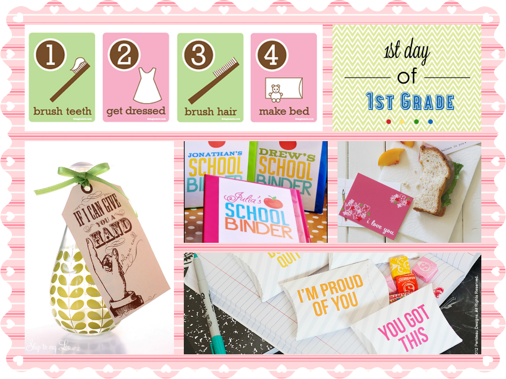 Back To School Printables Backtoschool Printables Free