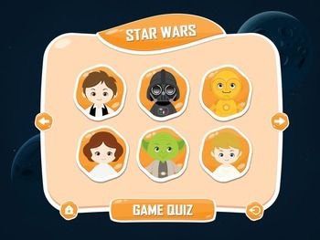 Star wars powerpoint template quiz game teaching pinterest star wars powerpoint template quiz game toneelgroepblik