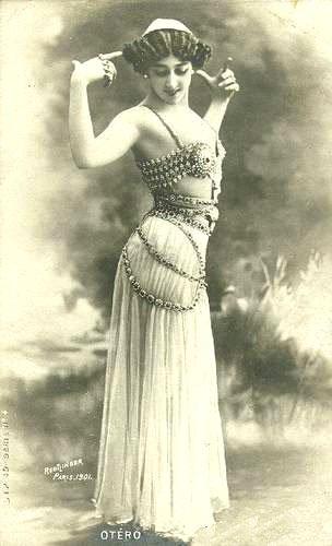 La Belle Otero La Belle Otero Wikipedia Belly Dance Belly Dancers Vintage Dance