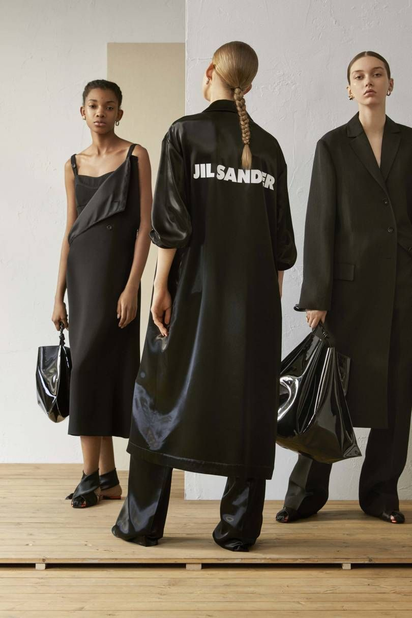 Jil sander springsummer resort british vogue the best