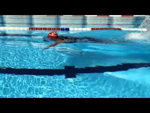 Schneller Schwimmen kraulen Teil 2