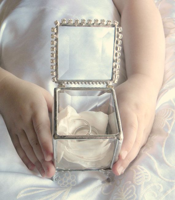 Hey I Found This Really Awesome Etsy Listing At Https Www 153915603 Ring Bearer Pillow Alternative Gl Box