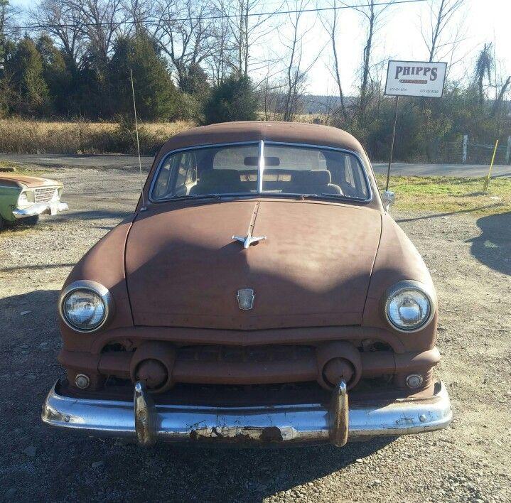 Ford Found Near Pocola, Oklahoma. Tripper's Travels