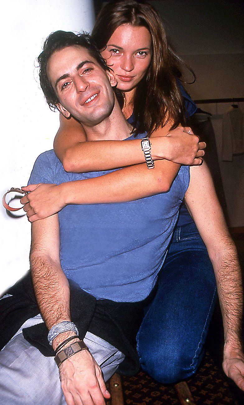 Kate Moss y la mezclilla eterna