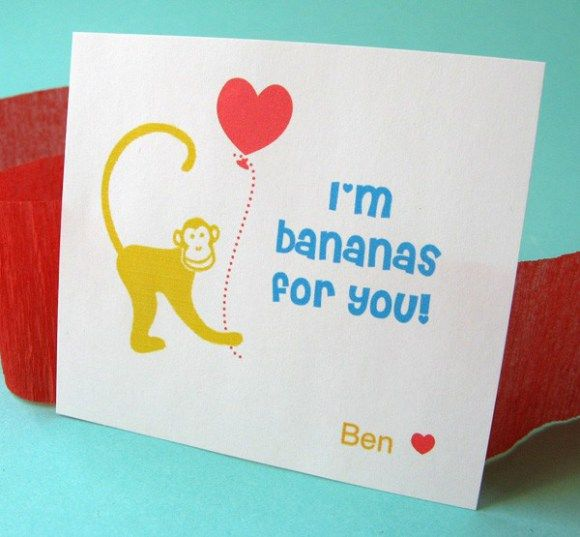 I'm bananas for you by Sweetbeets