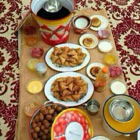فطور الطيبين في رمضان Food Desserts Chocolate