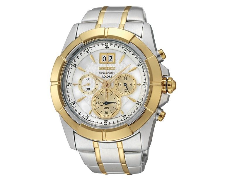 Spc110p1 العربى جروب ساعات لورد ساعة يد سيكو رجالى Watches For Men Chronograph Seiko