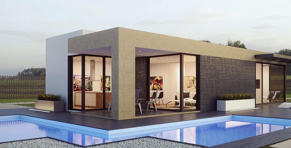 Elegant Mid Century Modern Manufactured Homes