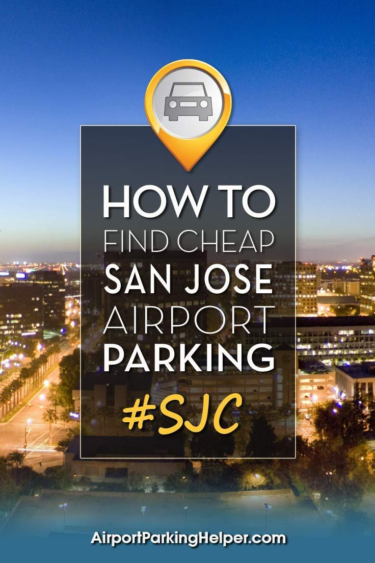 Pdx Long Term Parking >> San Jose Airport Parking Find The Best Long Term Sjc