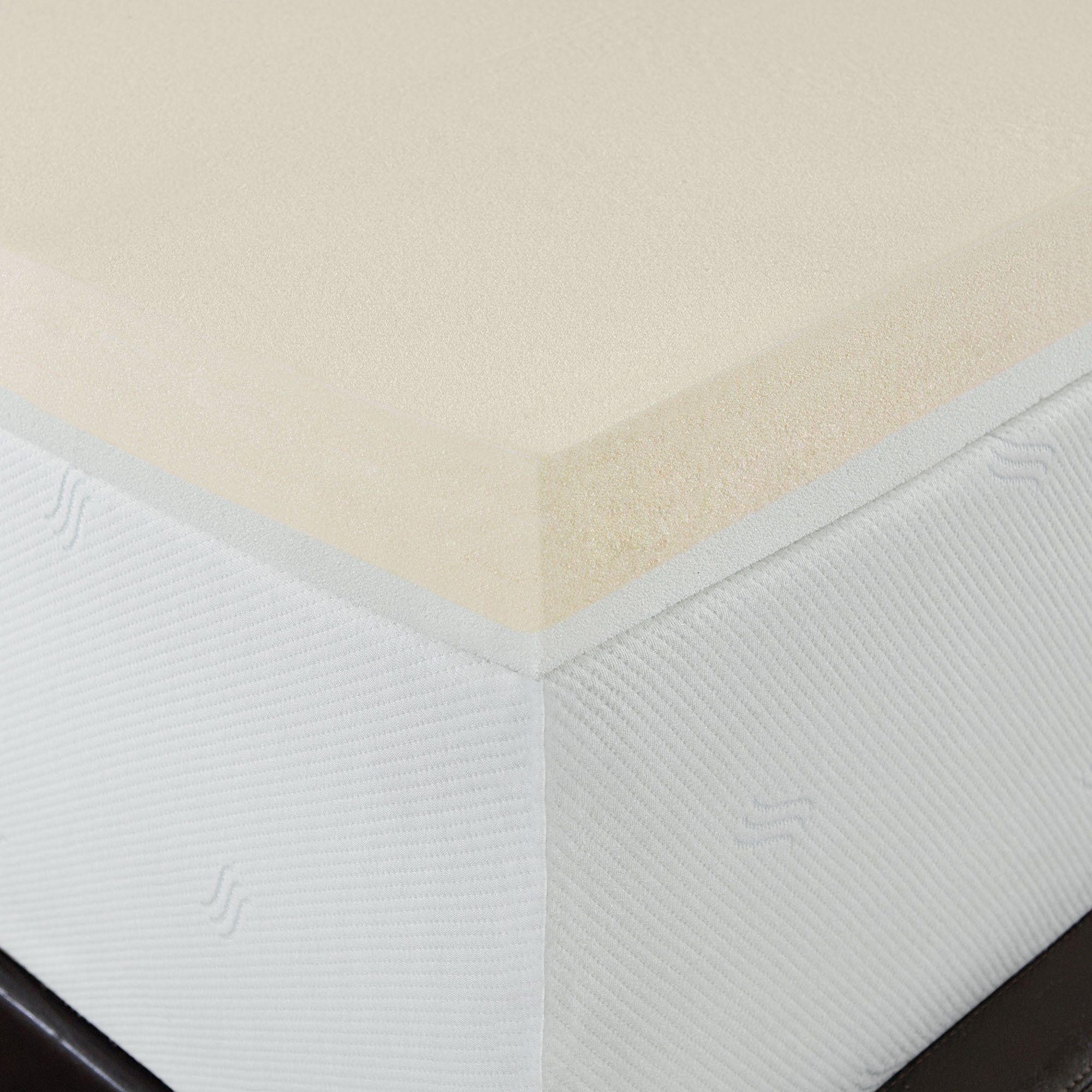 Serta Triple Layer Comfort, 4Inch Memory Foam Mattress