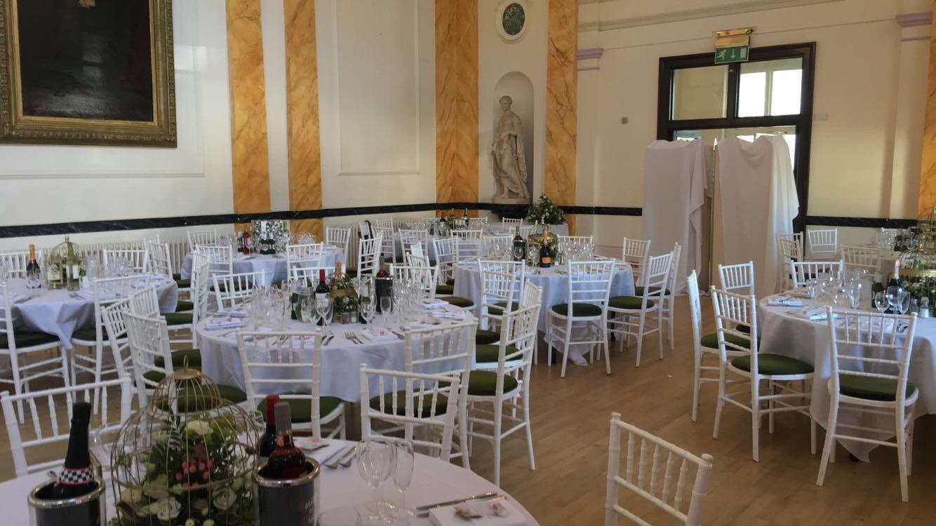Wedding venue decoration ideas  Pin by LB Events on Wedding Venue Decorating  Pinterest  Wedding