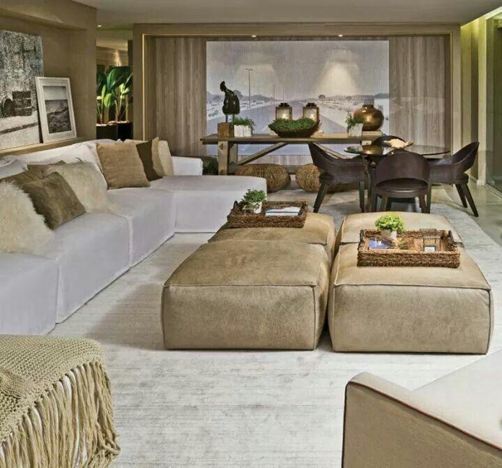Sala, sofas