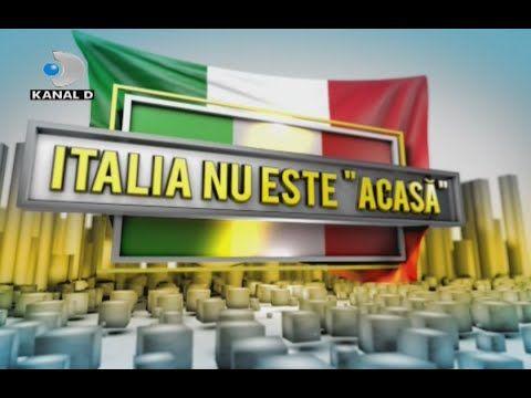 Asta-i Romania 2014 - Italia nu e acasa! Ce fac romanii plecati la munca...