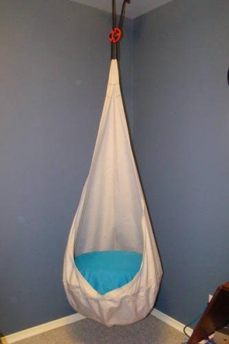 DIY Hanging Chair Idea