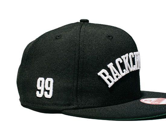 Arch 9Fifty Snapback Cap by BACKCHANNEL x NEW ERA  4e542b9767ef