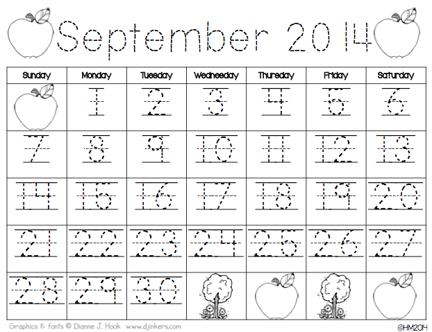 Superb Monthly Calendar Templates {free Download!}Scroll To Bottom Of Post For The  Free Download.