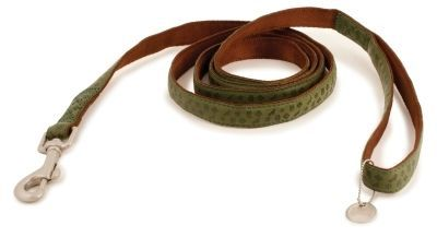 "Bark Avenue 3/4"""" Lead Green - 6Ft"