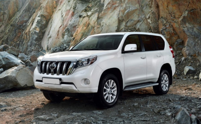 2021 Toyota Prado Specs And Redesign Toyota Land Cruiser Prado Toyota Land Cruiser Land Cruiser