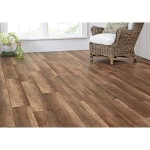 Home Decorators Collection Sonoma Oak 8 mm Thick x 723 in Wide x