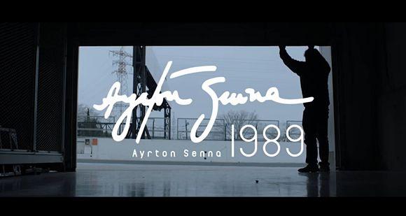 """Sound of Honda / Ayrton Senna 1989 - venceu o troféu """"Grand Prix"""" no prestigiado Festival de Cannes."""