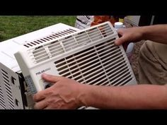 Make Sure You Clean Your Window Air Conditioner Before Warm