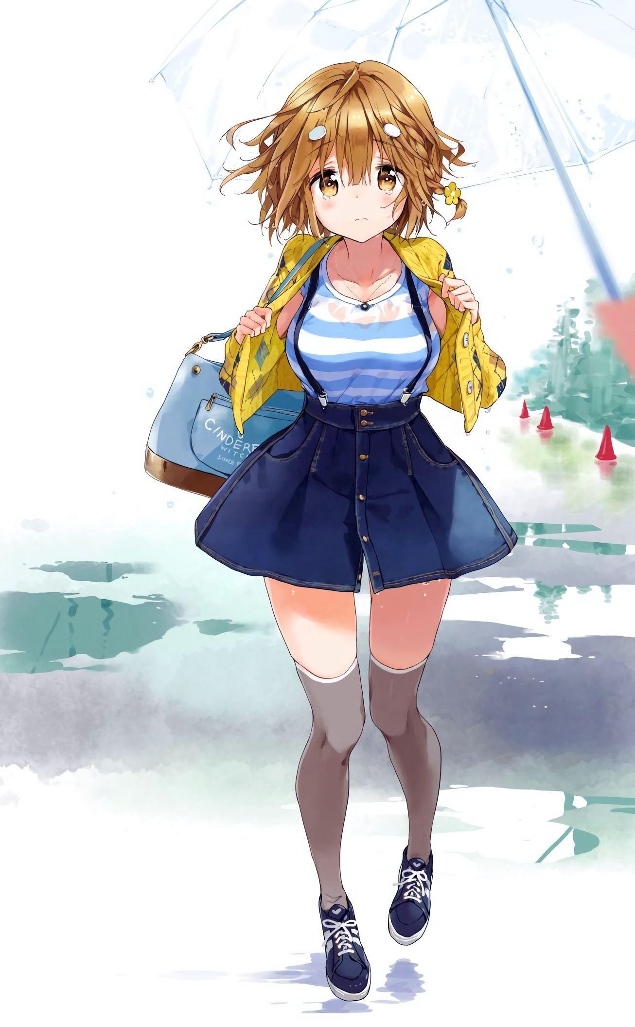 Anime 1306x2110 Masamune kun no Revenge see through clothing sweater