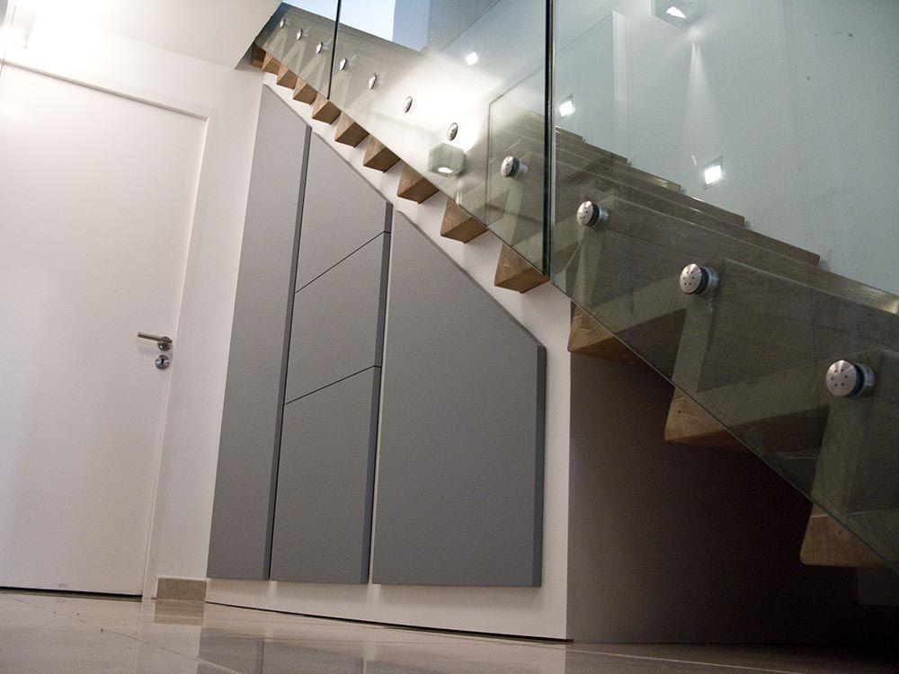 Placard Escalier Escaliers Pinterest Staircases and Extensions - holzverkleidung innen modern