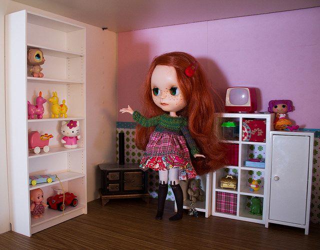 ikea lillabo dollshouse blythe. Dollhouse Ikea Lillabo Dollshouse Blythe