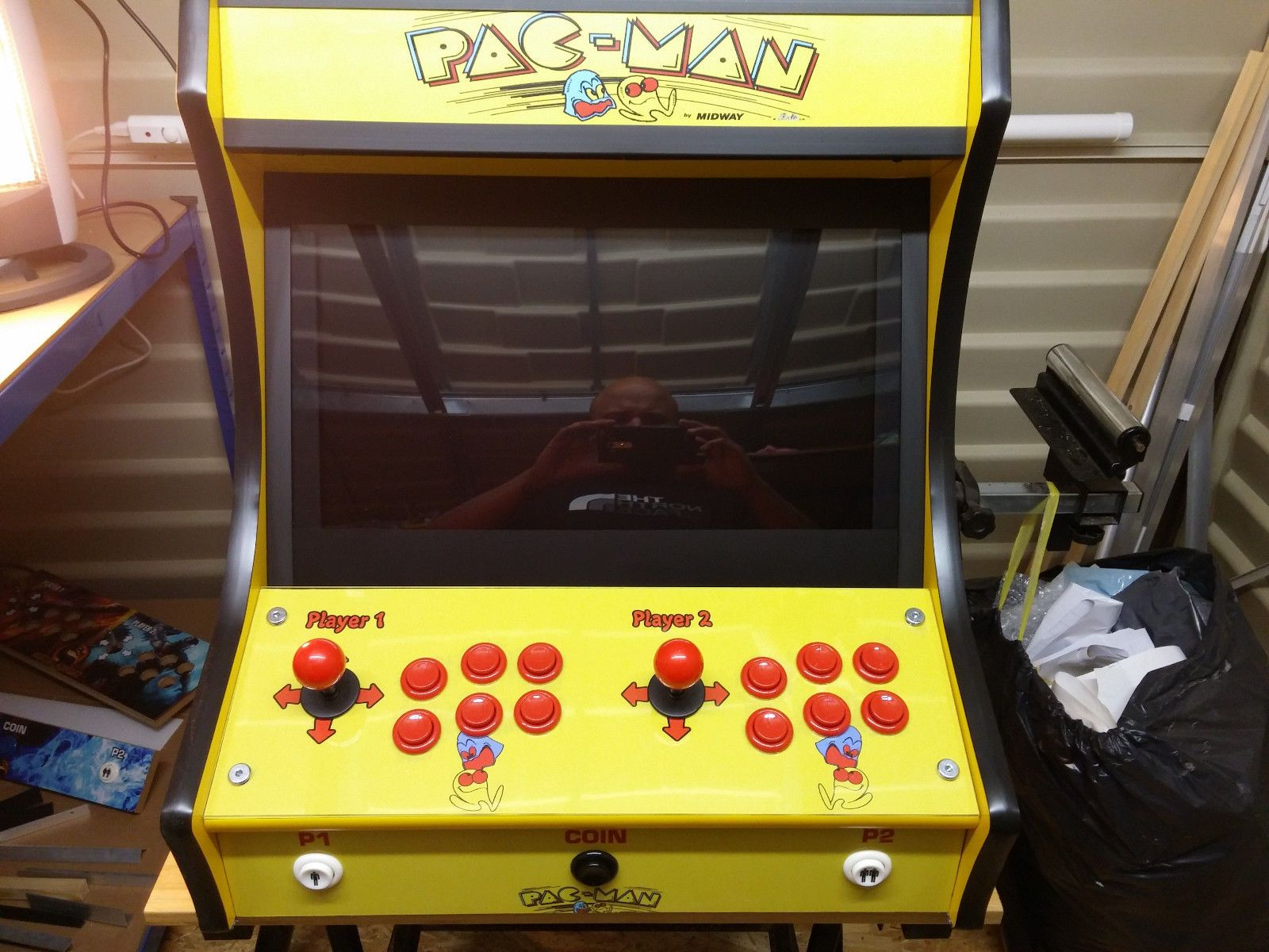 20+ Raspberry Pi Arcade Machine Bar Top Pictures and Ideas