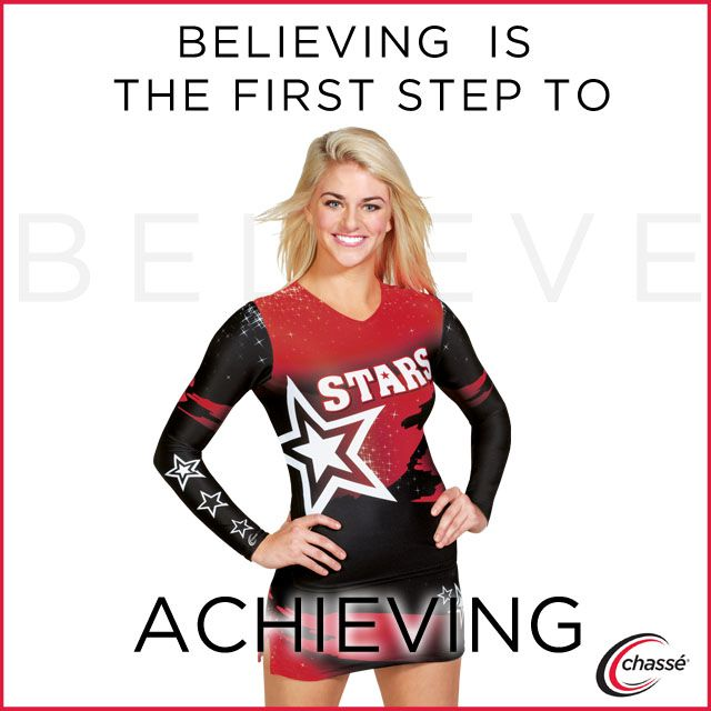 Believing is the first step to achieving #livelovecheer #weputtheCincheerleading