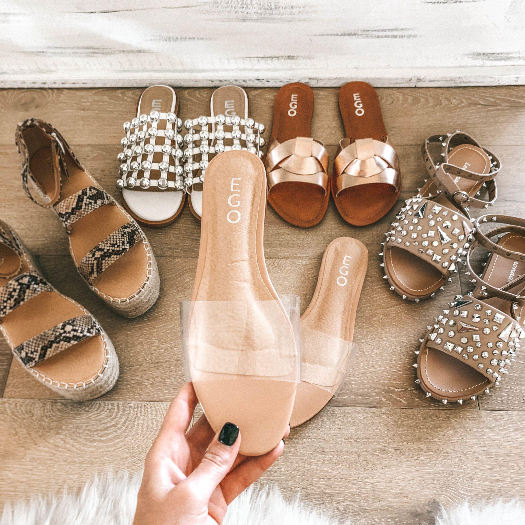 Ego shoes, Sandals summer