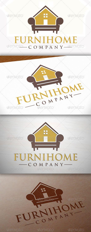 Furniture home logo logos home and ea