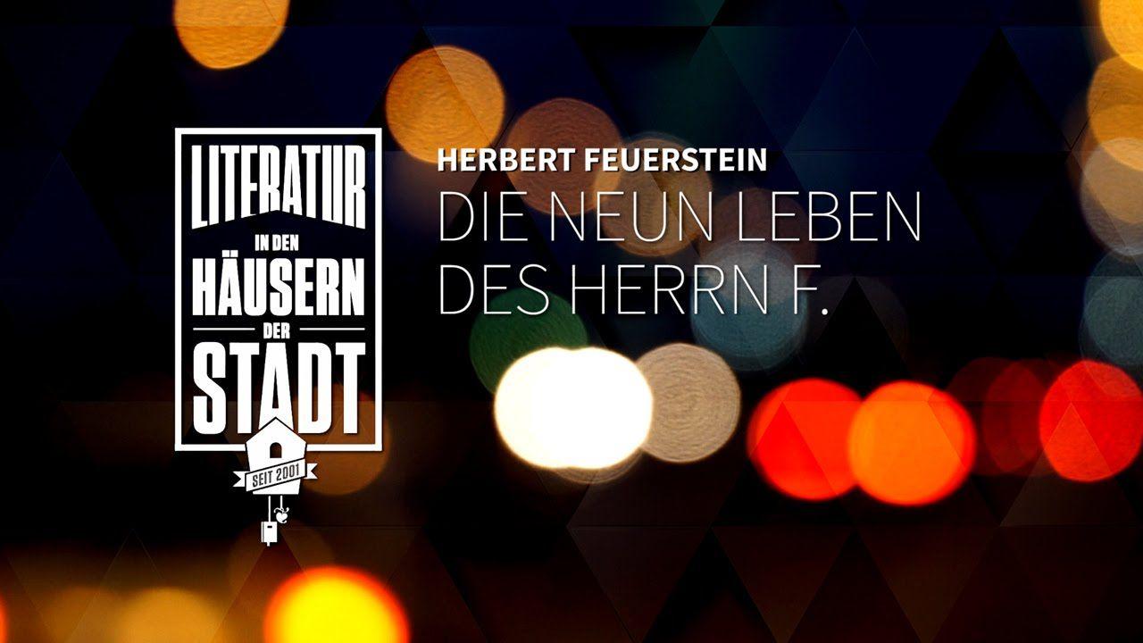 """""""Literatur in den Häusern der Stadt"""" Herbert Feuerstein zu Gast bei markilux Köln"""