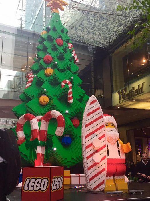 Albero Di Natale Lego.Lego Forever Natale Lego Alberi Di Natale