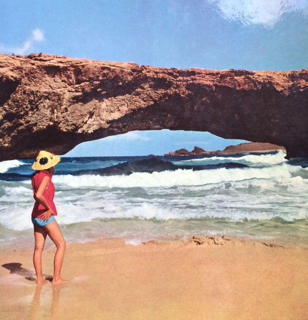 Aruba vintage retro Aruba vintage retro