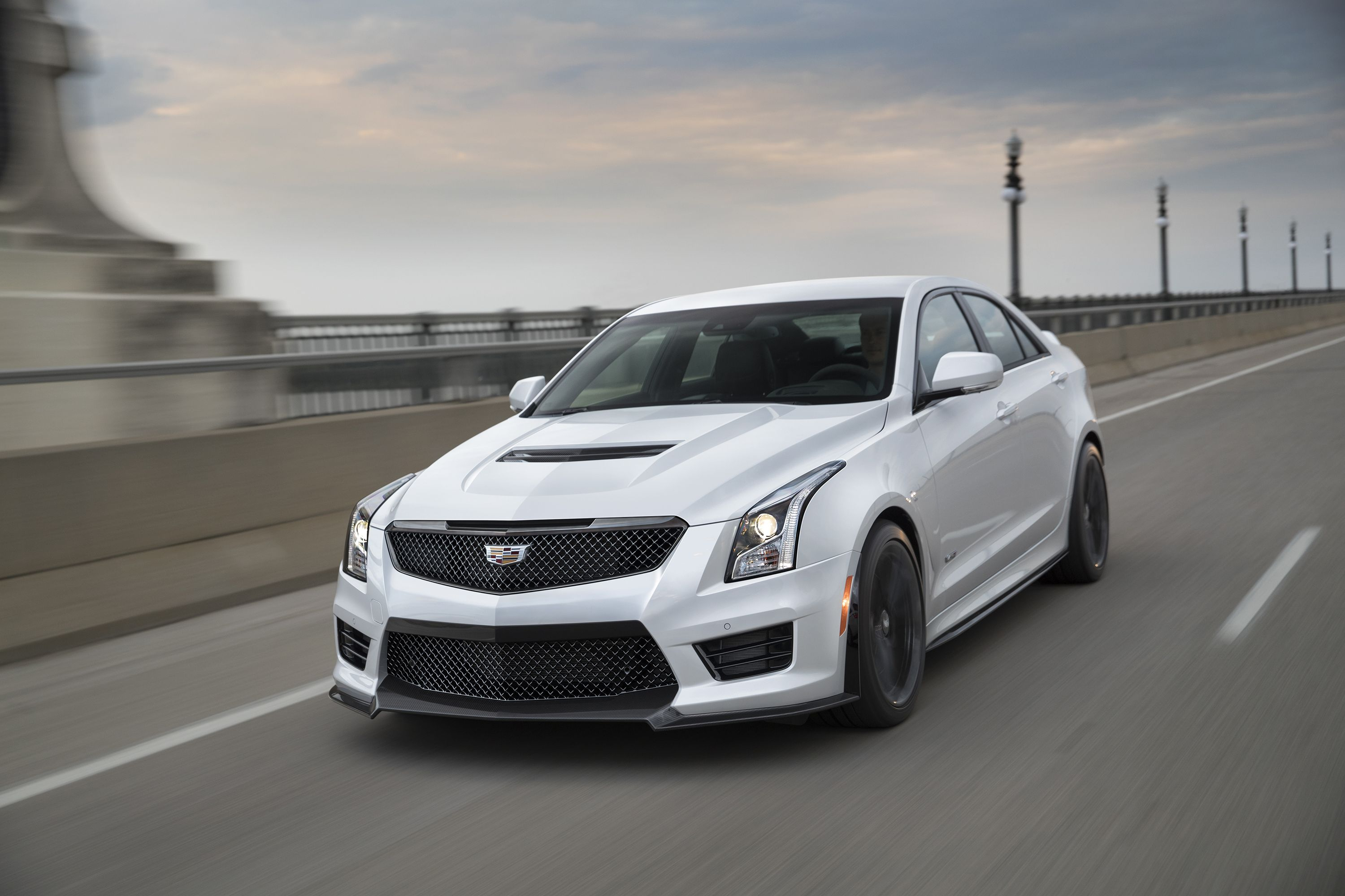 Get the latest reviews of the 2017 Cadillac ATS-V. Find prices, buying  advice, pictures, expert ratings, safety features, specs and price quotes.