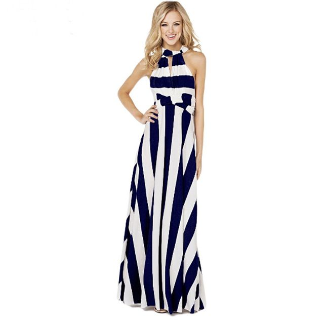 Images of Women Maxi Dresses - Reikian
