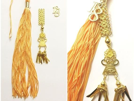 Graduation Tassel | Hmong dangles | Hmong Creations | about 4 inchs