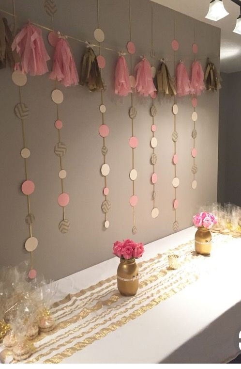 Pin By Miranda King On Diy Pinterest Decoracion Fiesta - Diy-decoracion-cumpleaos