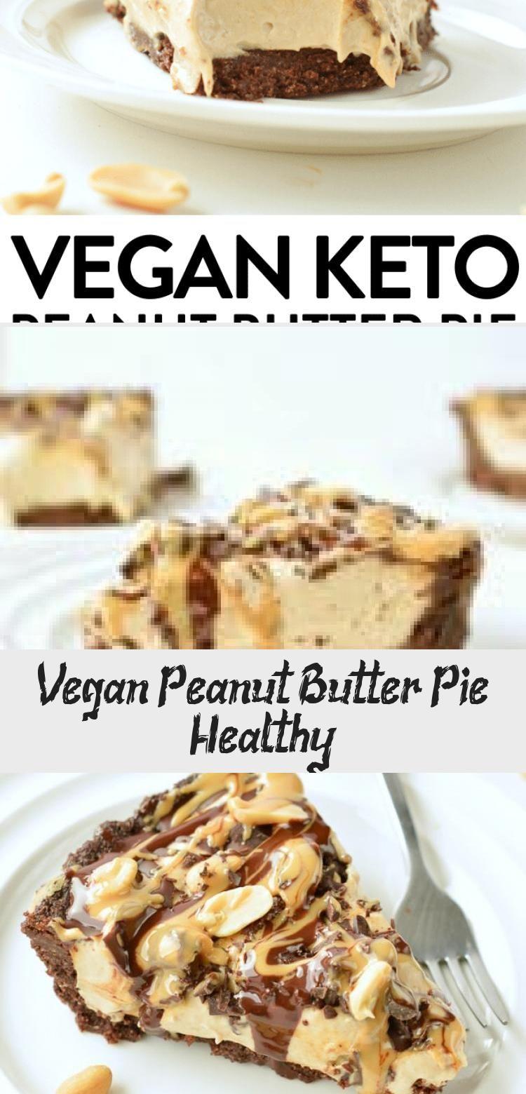Vegan Peanut Butter Pie Healthy Vegan Tarts Vegan Peanut Butter