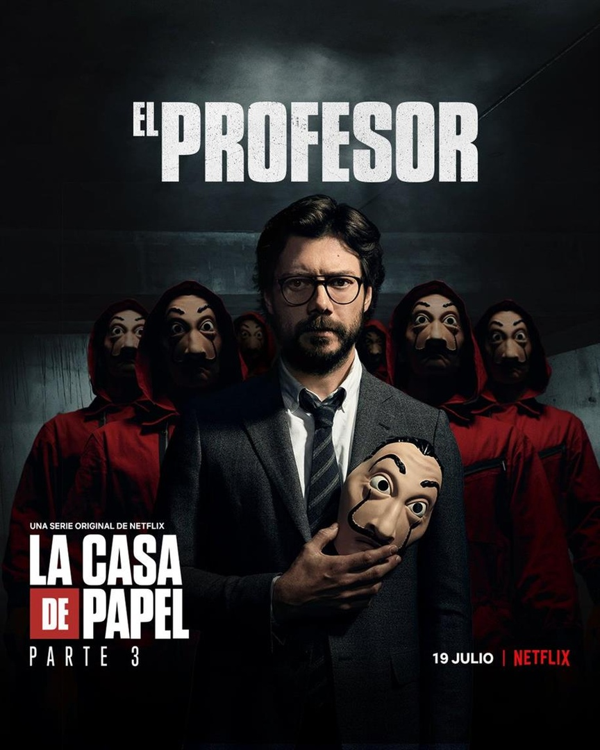 32 Money Heist Ideas Netflix Series Best Series Netflix