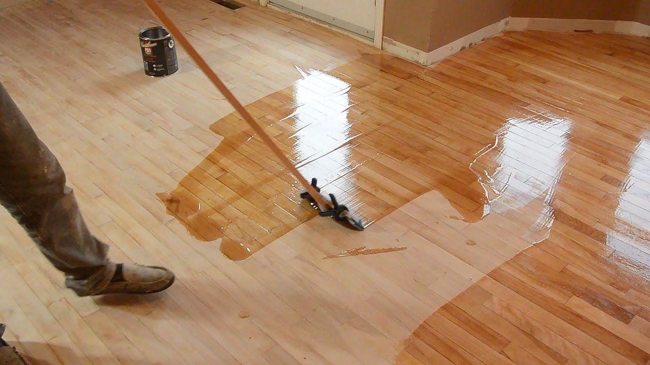 Refinish Wood Floors Refinishing