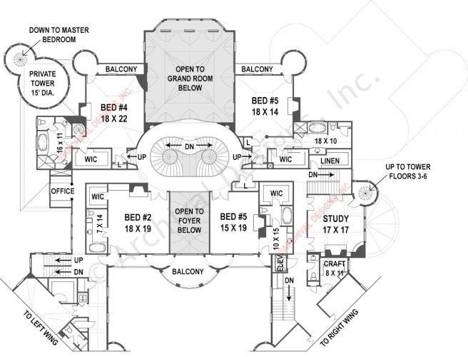 Balmoral House Plan House Plans Balmoral House How To Plan