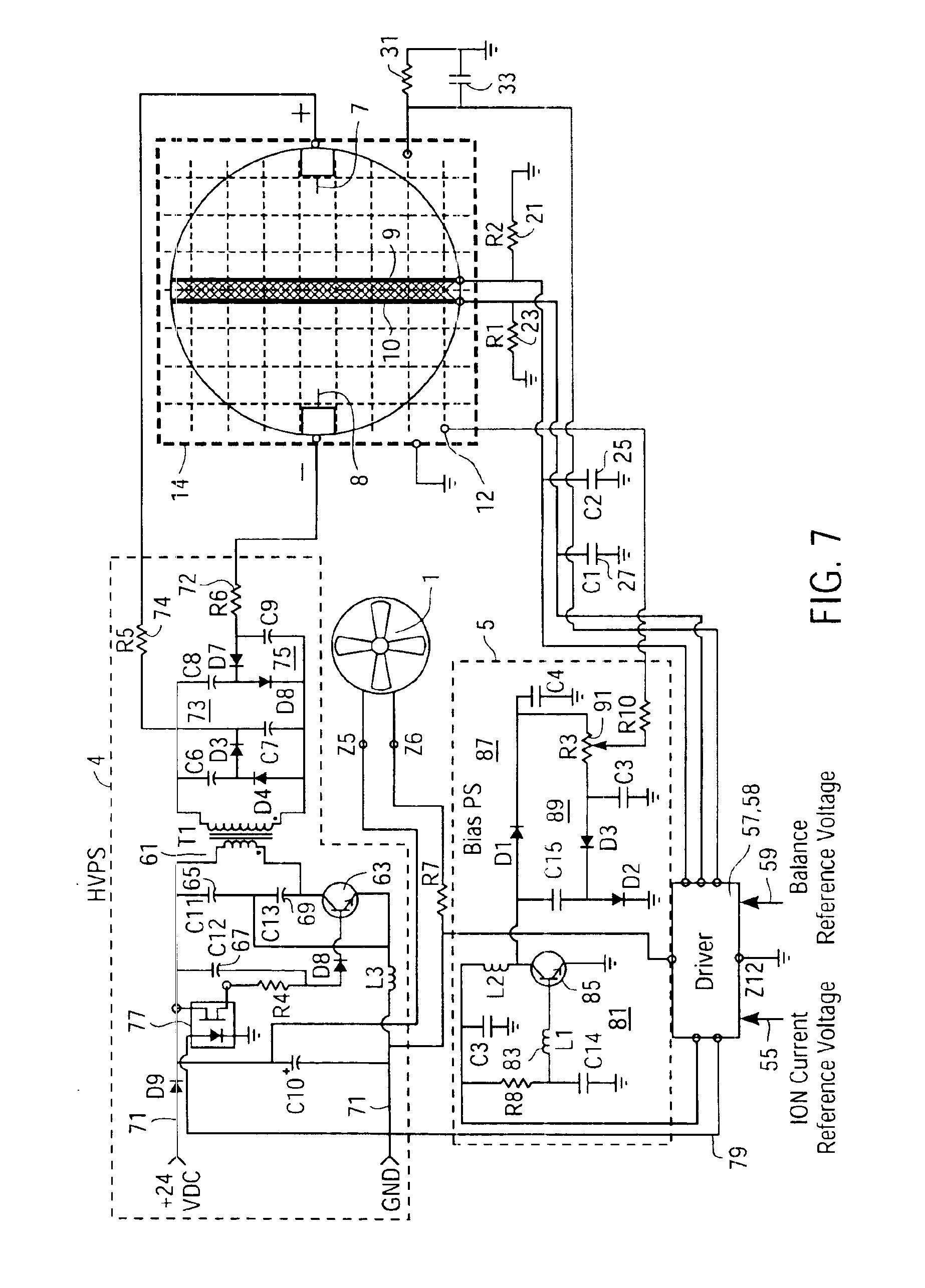 Ευρεσιτεχνίες US6850403 - Air ionizer and method - Ευρεσιτεχνίες Google