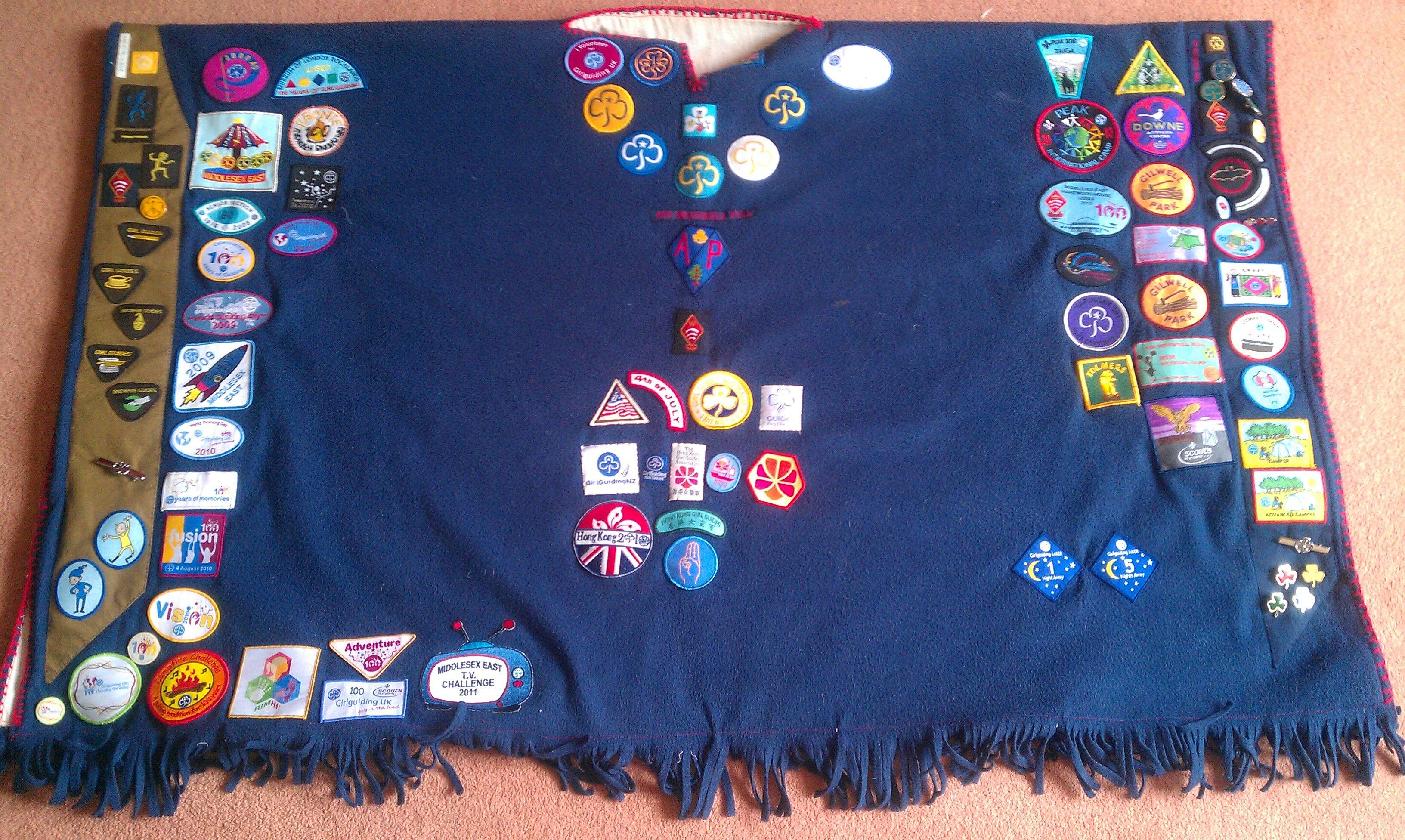 Rosie's Camp Blanket (front) | Camping blanket, Blankets ...