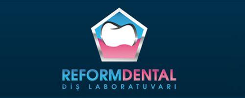 Reform Dental Laboratory Logo   Dental Logos   Pinterest   Logos ...