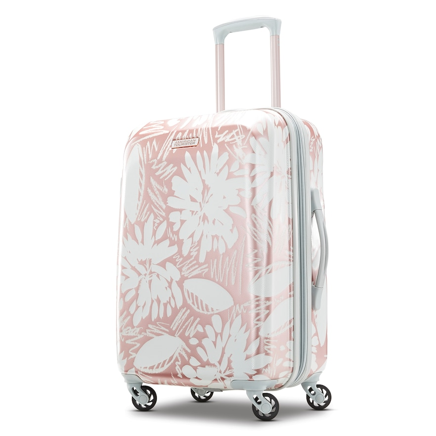 2afb22212cfc American Tourister Moonlight Hardside Spinner Luggage, 25 INCH in ...
