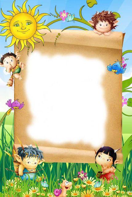 png frame kids frame png Children frame for photo Children frame ...
