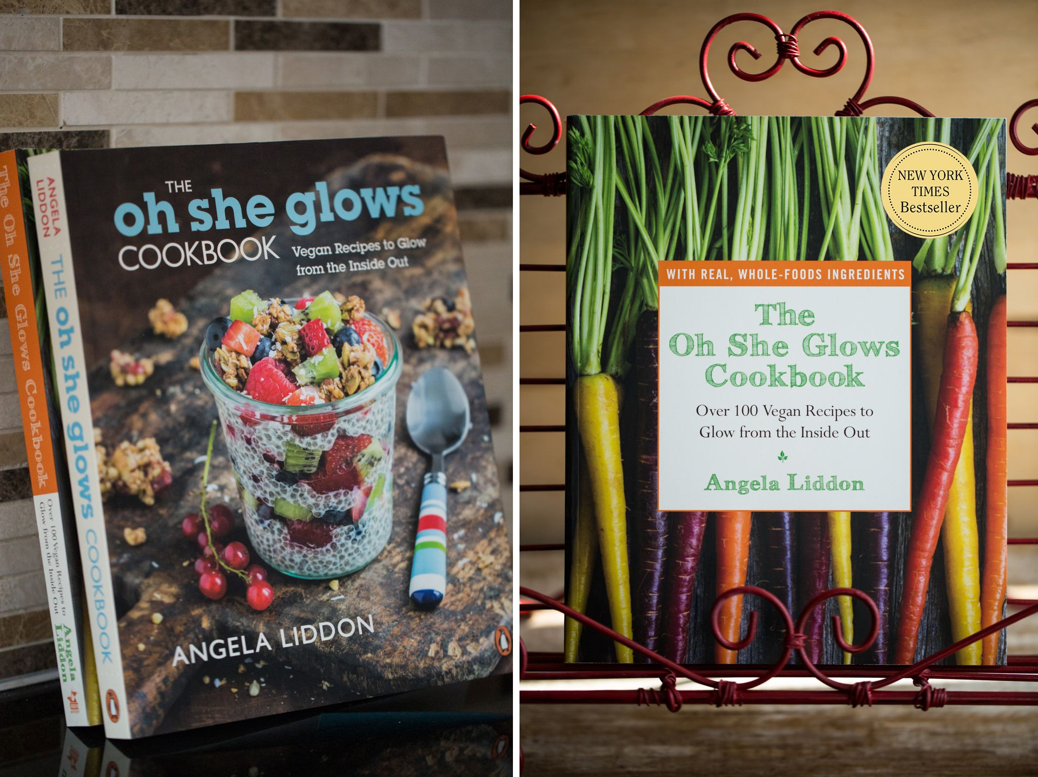 Ohsheglowscookbooknyt 1024x767 the book healthy food pinterest the oh she glows cookbook vegan recipes to glow from the inside out forumfinder Gallery