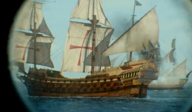 Spanish Man of War Black Sails | Black sails, Sailing, Man ...